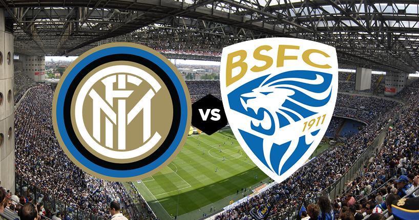 Brescia – Inter| Dove vedere l'anticipo delle 21 di martedì 29 ottobre in diretta e streaming