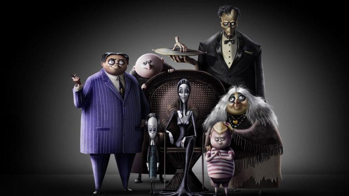 Torna la famiglia più simpatica e macabra della Tv: Ecco il trailer della Famiglia Addams