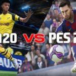 FIFA 20 vs PES 2020 | Qual è il miglior titolo calcistico di quest'anno?