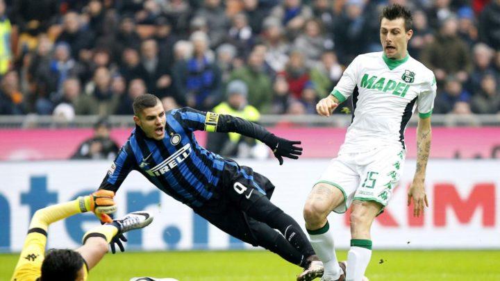 Sassuolo – Inter   Dove vedere l'anticipo delle 12:30 di domenica 20 ottobre in diretta e streaming