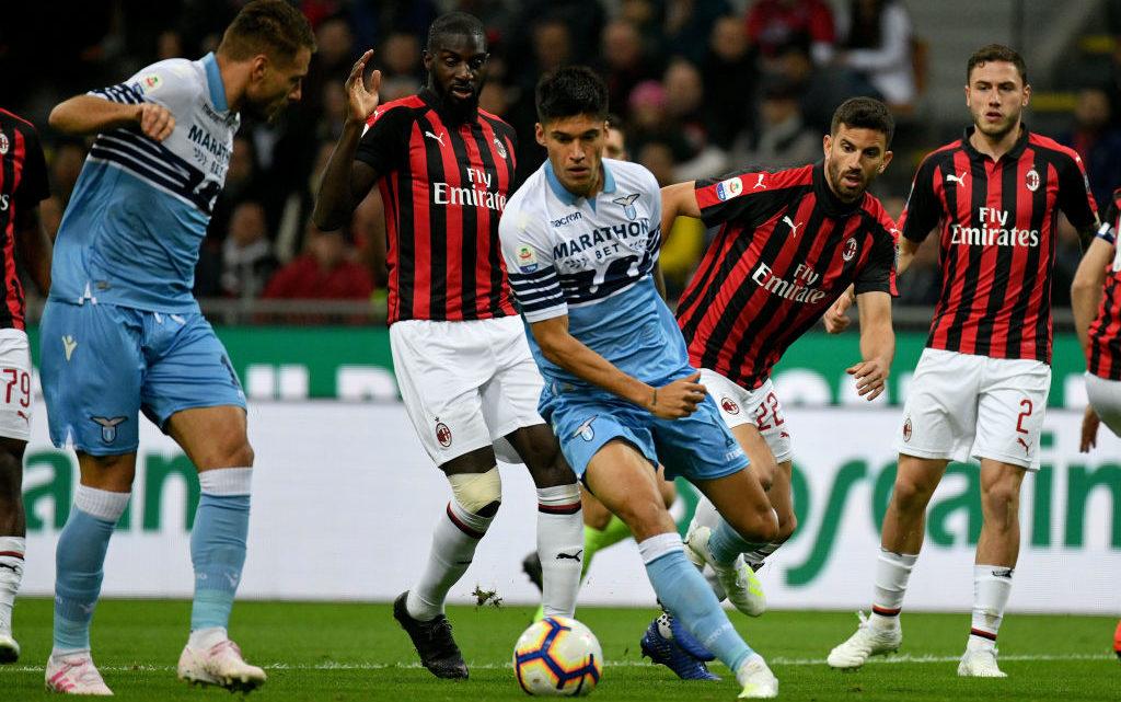 Milan – Lazio | Dove vedere il posticipo delle 20:45 di domenica 3 novembre in diretta e streaming