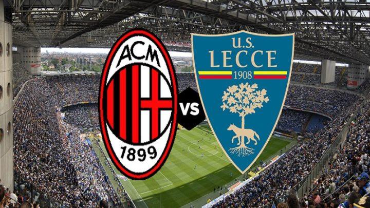 Milan – Lecce   Dove vedere il posticipo delle 20:45 di domenica 20 ottobre in diretta e streaming