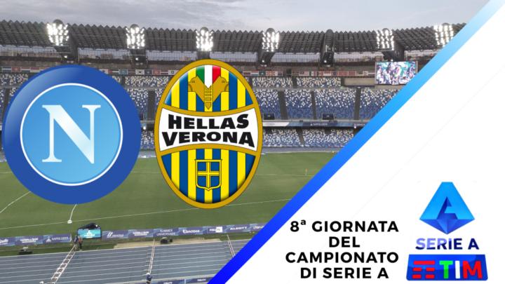Napoli – Hellas Verona | Dove vedere l'anticipo delle 18 di sabato 19 ottobre in diretta e streaming