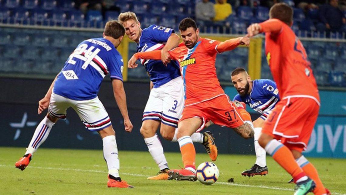 Spal – Sampdoria | Dove vedere il posticipo delle 20:45 di lunedì 4 novembre in diretta e streaming