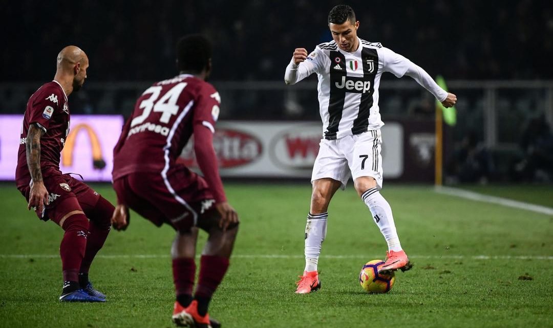 Torino – Juventus   Dove vedere l'anticipo delle 20:45 di sabato 2 novembre in diretta e streaming
