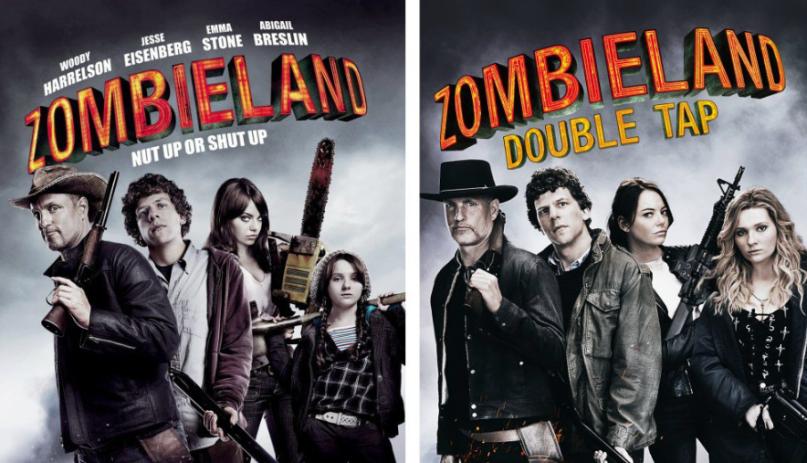 Si torna ad uccidere Zombie… e Bill Murray. Ecco il Trailer di Zombieland-Doppio Colpo