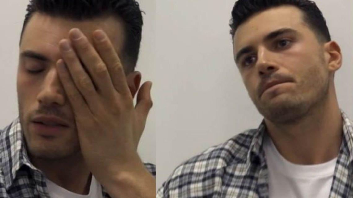 """Alessandro Zarino si sfoga dopo la scelta: """"Non ho mai giocato, volevo essere sicuro di ciò che provavo"""""""