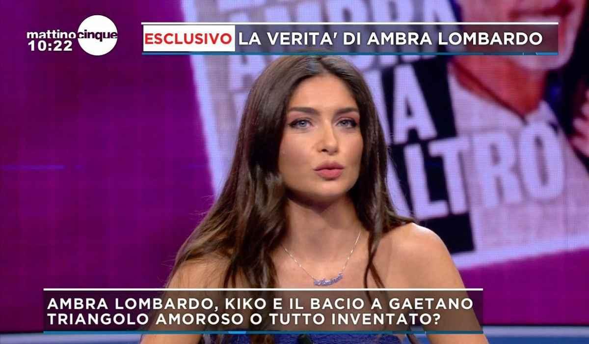 Ambra Lombardo contro Gaetano Arena