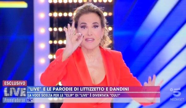 """Ascolti TV primetime, 25 novembre 2019: Vince la fiction """"In punta di piedi"""" con il 14.8%, Live Non è La D'Urso al 14%"""