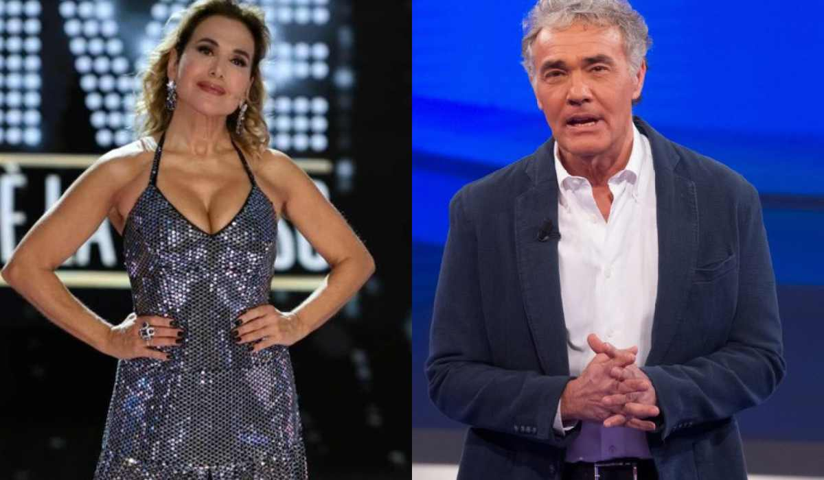 Barbara d'Urso querela Massimo Giletti