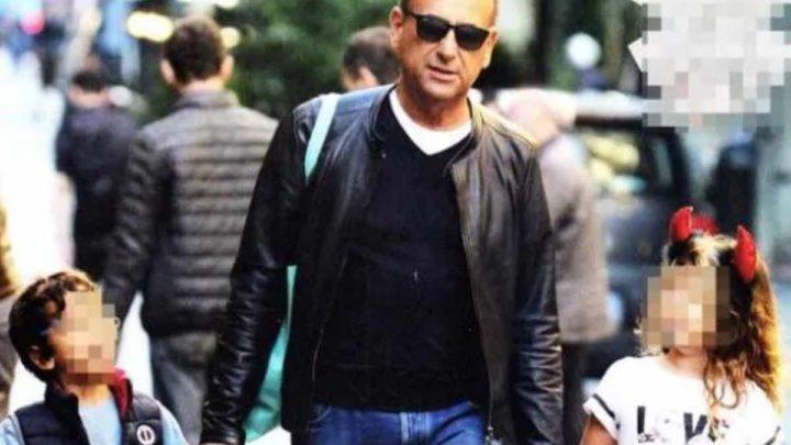 """Carlo Conti insieme alla figlia di Fabrizio Frizzi: """"Stella mi chiama Babbo Conti come faceva suo padre"""""""