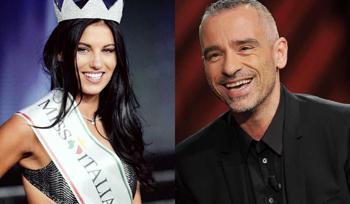 Carolina Stramare e Eros Ramazzotti
