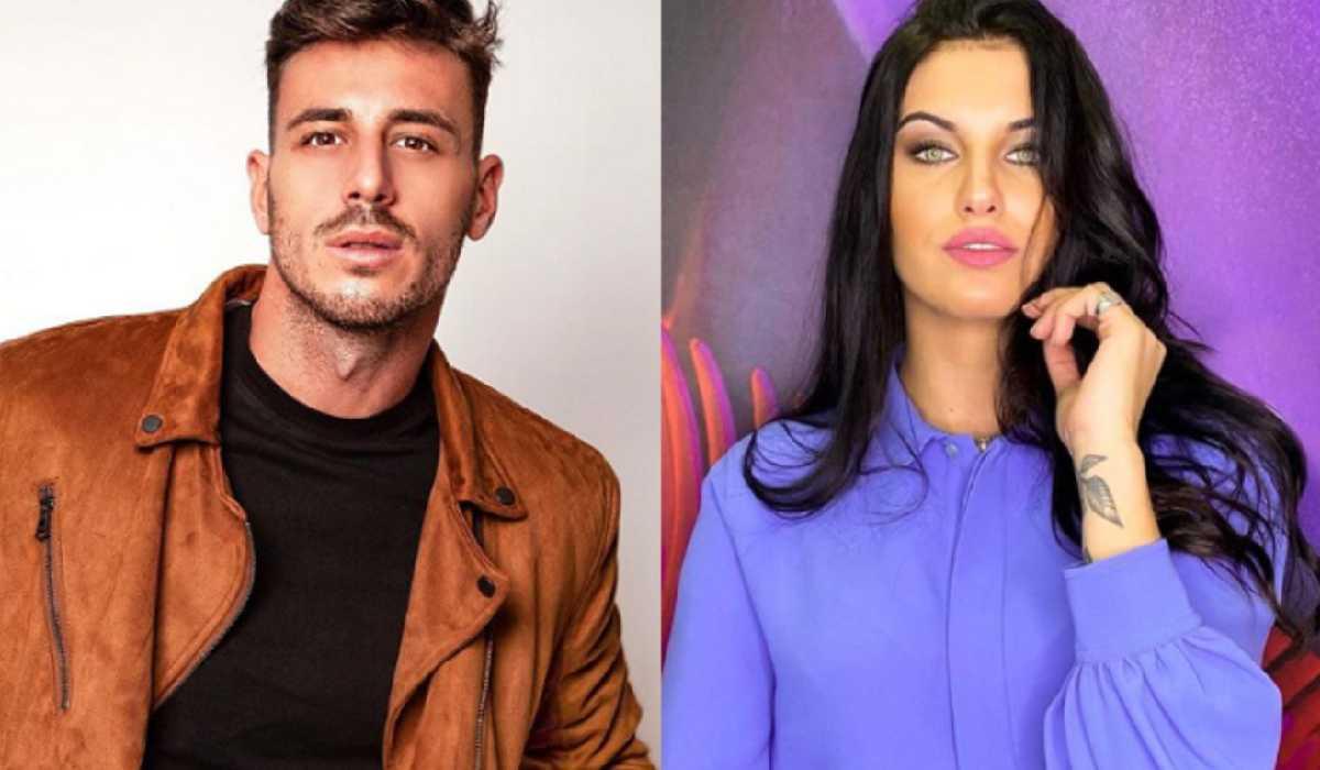 Carolina Stramare e Mattia Marciano