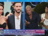 Delia Duran e Alex Belli, l'ex marito nega l'aggressione