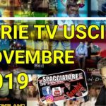 Le principali serie Tv in uscita a Novembre 2019 – VIDEO