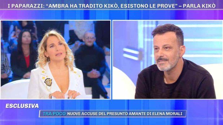 Chicco Nalli tradito da Ambra Lombardo? L'ex gieffino sbotta a Pomeriggio 5