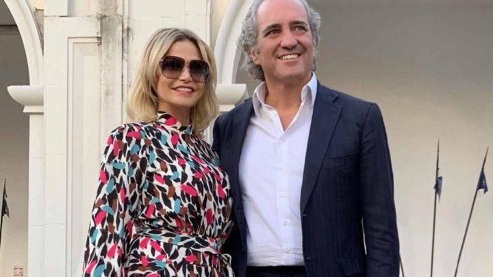 """Simona Ventura svela: """"Io e Giovanni ci sposiamo nel 2020"""""""