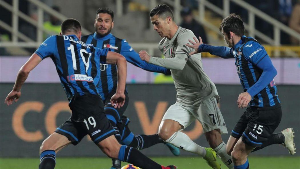 Atalanta – Juventus   Dove vedere l'anticipo delle 15 di sabato 23 novembre in diretta e streaming