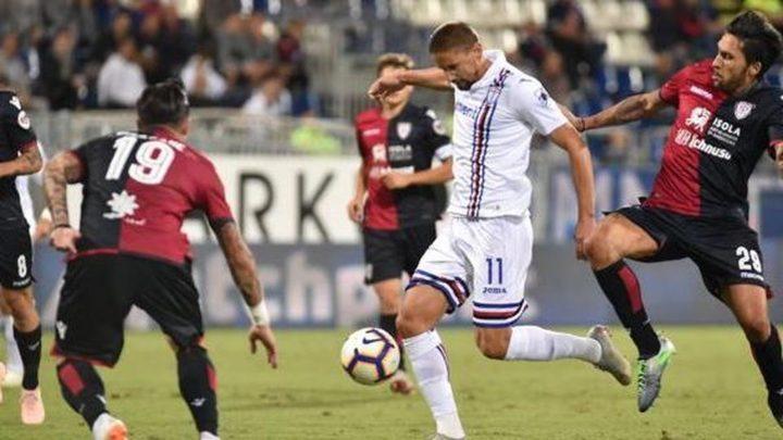 Cagliari – Sampdoria | Dove vedere il posticipo delle 20:45 di lunedì 2 dicembre in diretta e streaming