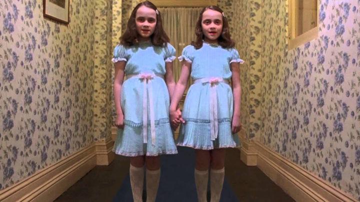 """Le gemelle di 'Shining' si confessano: """"Siamo naturalmente spaventose"""""""