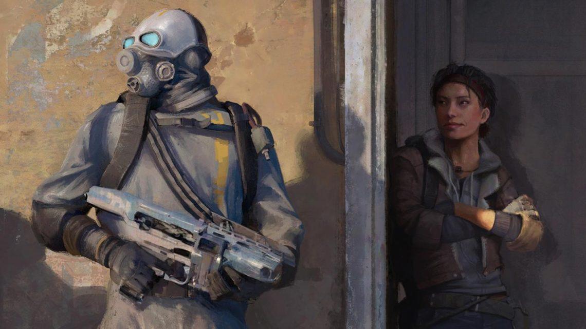 La minaccia aliena vista con i nostri occhi: ecco Half Life Alyx.