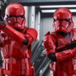 Le Sith Trooper, simbolo del Primo Ordine: le foto di questi soldati letali.