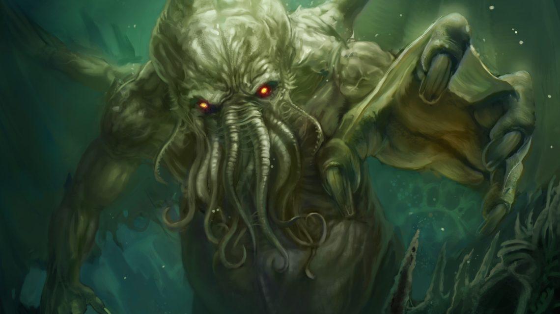 Grandi Antichi e Dei Esterni torneranno! Annunciata trilogia dedicata a Lovecraft