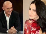 Alfonso Signorini e Giulia De Lellis