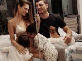 Beatrice Valli e Marco Fantini, gravidanza