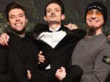 Fedez, J-ax e Fabio Rovazzi