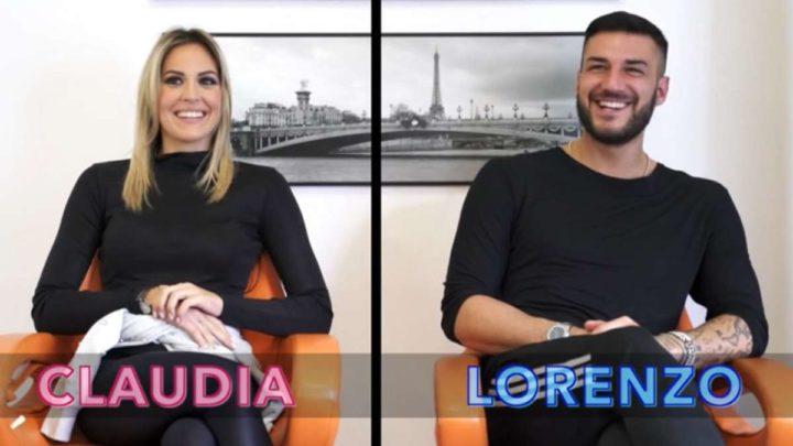 Lorenzo Riccardi e Claudia Dionigi si svelano: lui è molto geloso, lei poco romantica e permalosa