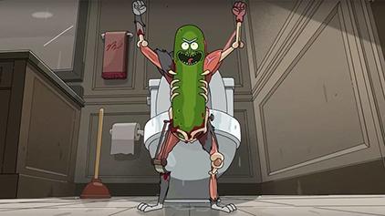 PICKLE RICK! Le Pringles verranno sponsorizzate dal celebre personaggio.