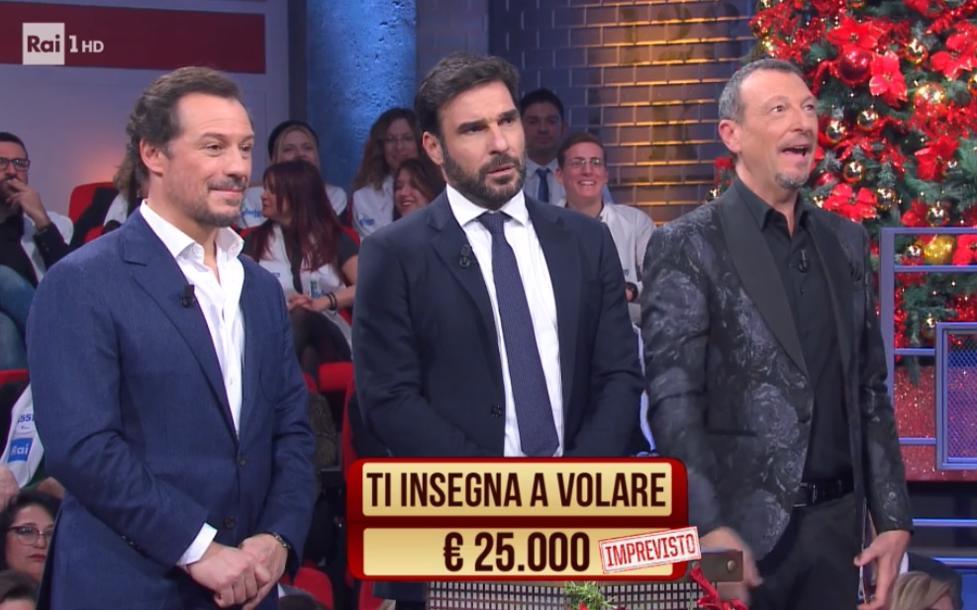 Ascolti TV primetime, sabato 21 dicembre 2019: Soliti Ignoti-Speciale Telethon al 19.8%, L'album di Tu si Que Vales al 17.4%