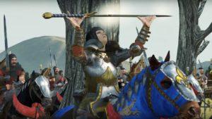 Nel nome della Lady! Ecco Repanse de Lyonesse per Total War: