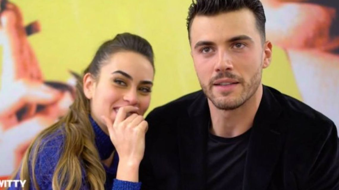 """Veronica Burchielli e Alessandro Zarino, convivenza: """"La voglia c'è da parte di entrambi"""""""
