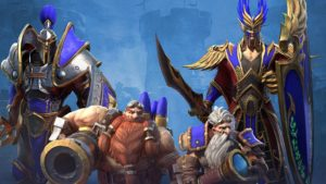 Per l'Alleanza! L'ultima fazione di Warcraft 3 Reforged è st