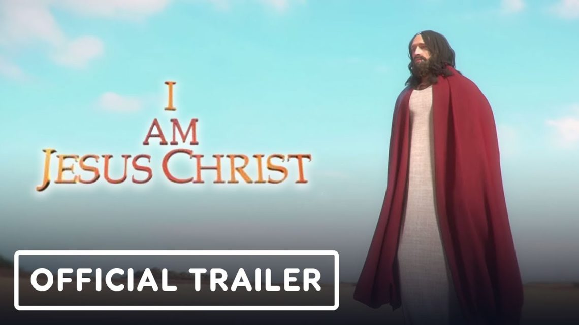 """""""I am Jesus Christ"""", in arrivo il simulatore che ci metterà nei panni di Dio – VIDEO"""