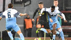 Lazio – Juventus | Dove vedere l'anticipo delle 20 | 45 di sabato 7 dicembre in diretta e