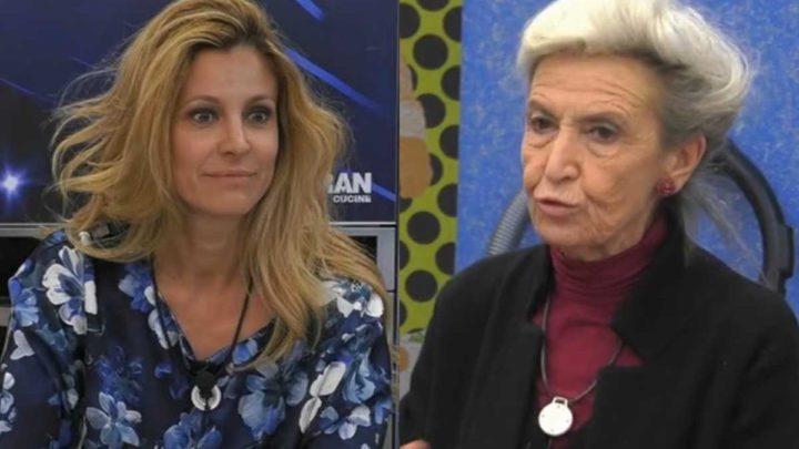"""Barbara Alberti si scaglia contro Adriana Volpe: """"Ca**o lasciami lavare i piatti"""""""