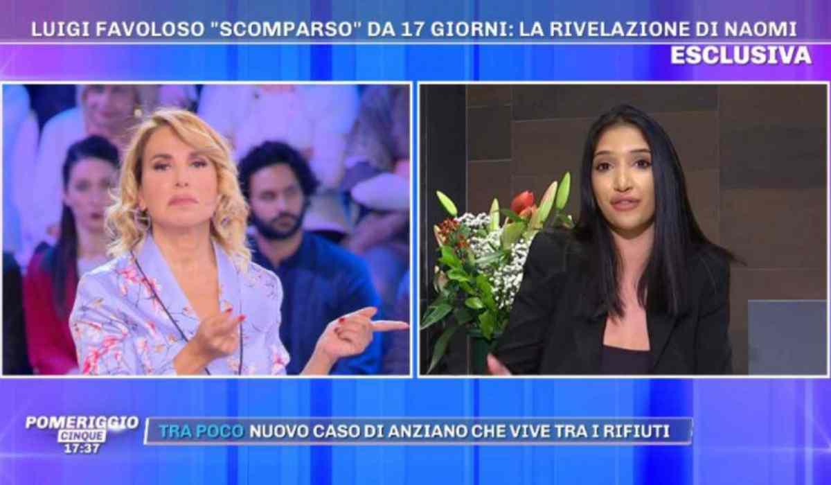 Luigi Favoloso tradiva Nina Moric