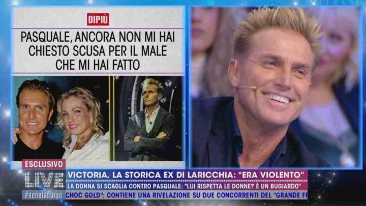 Pasquale Laricchia replica alle accuse di Vittoria Pennigton: la versione dell'ex gieffino