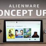 Alienware Concept UFO: Il computer dei tuoi sogni in una Nintendo Switch