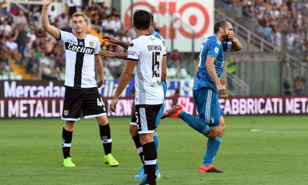 Juventus - Parma | Dove vedere l'anticipo delle 20:45 di ...