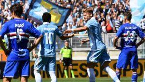 Lazio – Sampdoria | Dove vedere l'anticipo delle 15 di sabato 18 gennaio in diretta e streaming
