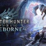 Monster Hunter World: Iceborne, le Distese Brinose sbarcano su PC