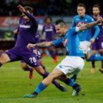 Napoli - Fiorentina| Dove vedere l'anticipo delle 20:45 di sabato18 gennaio in diretta e streaming