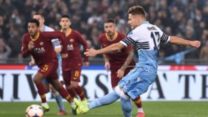 Roma – Lazio   Dove vedere il posticipo delle 18 di domenica 26 gennaio in diretta e