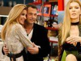 Adriana Volpe, il marito Roberto attacca Rita Rusic