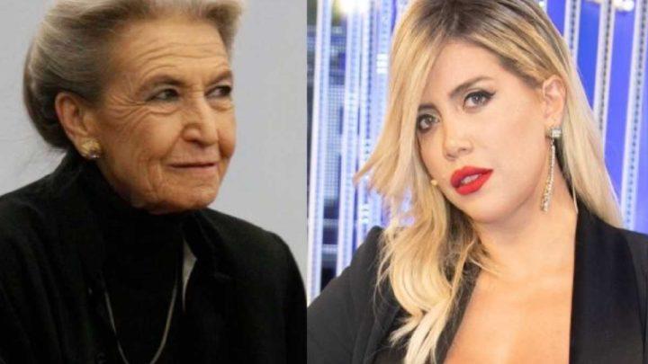 """Barbara Alberti offende Wanda Nara: """"È un mostro"""", al Grande Fratello Vip nega di averlo detto"""