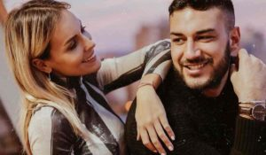 Claudia Dionigi e Lorenzo Riccardi |  primo anniversario |  la speciale dedica dell'ex